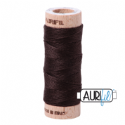 Aurifloss - 6-strand cotton floss - 1130 (Very Dark Bark)